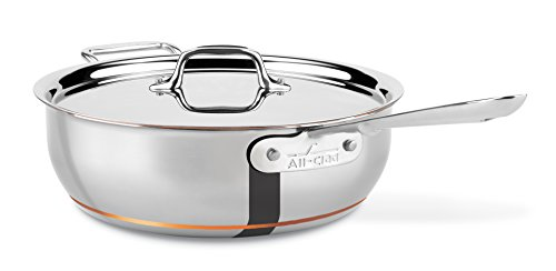 All-Clad Copper Core 4-qt Essential Pan
