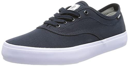 Element Men's Passiph Shoe, Zapatilla Hombre, Azul Navy White, 44.5 EU