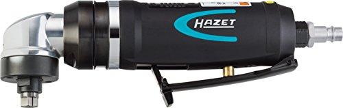 Hazet Stabschleifer, abgewinkelt 9032P-5 ∙ Länge: 210 mm, mehrfarbig