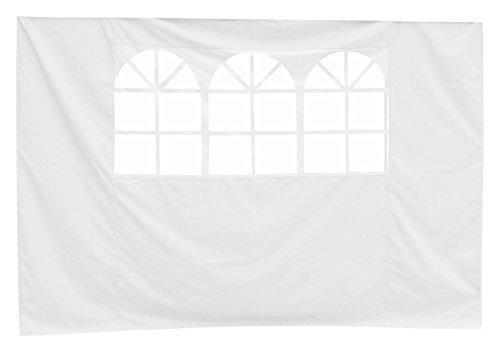 Justus Zubehör, Seitenteil mit Fenster, weiß, 3x6x9 cm, 1310 87