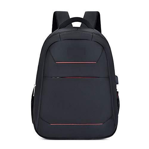 USBの充電ポートを持つ男性の女性のためのスクールハイキングトラベルビジネストラベルバックパックのための大容量バックパックは、15.6インチのラップトップやノートブックに適合します
