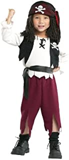 Rubies Captain Pirate Complete Costume, Small