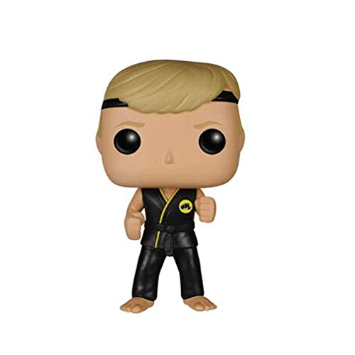 Funko Pop Movies : Karate Kid - Johnny Lawrence 3.75inch Vinyl Gift for Action Movie Fans SuperCollection