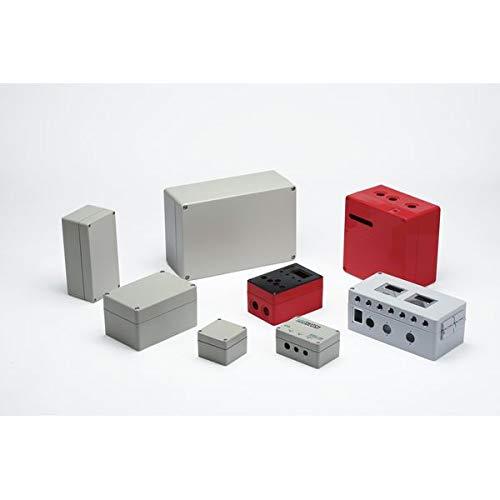 タカチ電機工業 AD型防水・防塵アルミダイキャストボックス AD161610