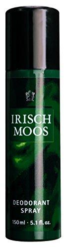 Sir Irish Moos homme/men, Deodorant Spray, 1er Pack (1 x 150 g)