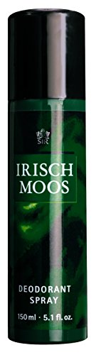 Sir Irish Moos homme/men, Deodorant Spray, 1er Pack (1 x 150 g)