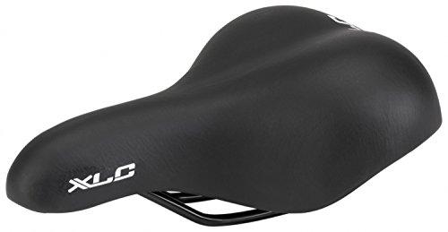 XLC Sattel-2502031600 Sattel, schwarz, 25x19x10cm