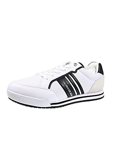 Calvin Klein Low Profile Sneaker YM0YM00027YAF, Scarpe Sportive - 43 EU