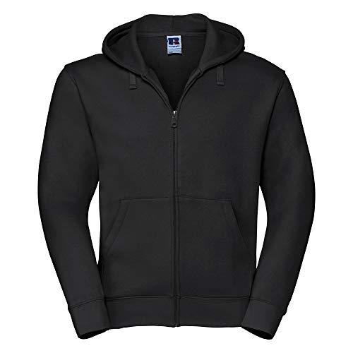russell mens authentic hooded sweatshirthoodie