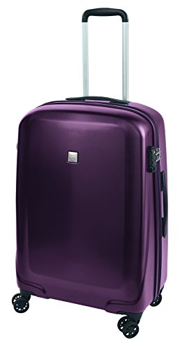 Savebag Magaska Suitcase, 69 cm, 62 liters, Purple (Aubergine)