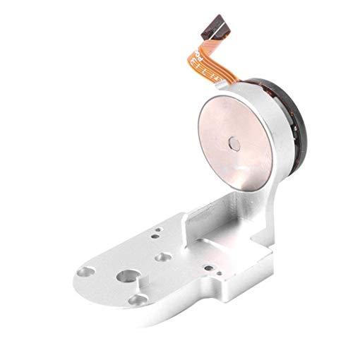Yncc❥ Pièce de Rechange de réparation de Moteur de cardan Professionnel pour DJI Phantom 3 Pro avec Support, Accessoires de réparation Fournitures Outils, Métal