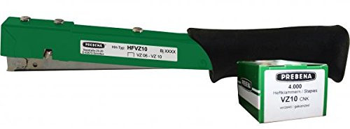 PREBENA® Hefthammer HFVZ10 inkl. Befestigungsmittel