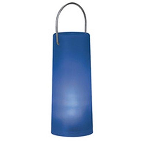 LED paviljoen blauw voor gebruik buitenshuis incl. lampen (van TIP)