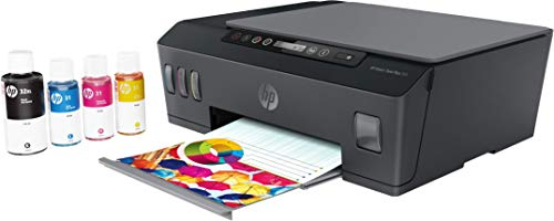 HP Smart Tank Plus 555 - Impresora multifunción imprime