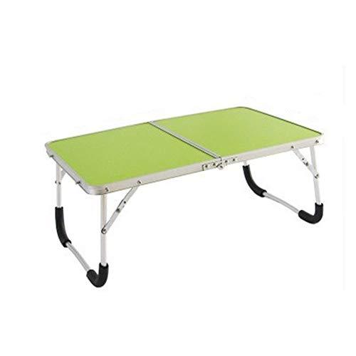 Picnic plegable portátil de mesa de picnic tabla simple ultraligero portable durable de la aleación de escritorio Tabla barbacoa Senderismo Parque recorrido que acampa al aire libre Tablas de playa fo