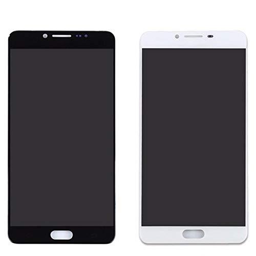 un known Reemplazo extraíble Asamblea digitalizador LCD for Samsung Galaxy Pro C9000 C9 táctil del teléfono móvil reemplazo de la Pantalla de visualización (Color : Black)