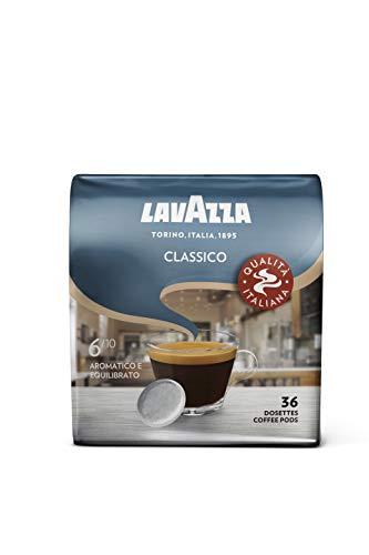 Lavazza Café Classico - 360 dosettes (10 packs de 36) compatibles Senseo®*