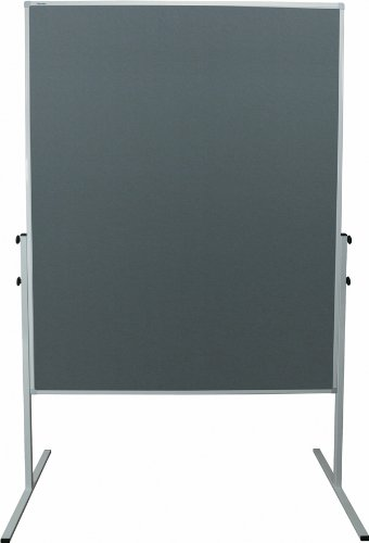 Franken CC-UMTF 12 Moderationstafel X-tra Line (120 x 150 cm) filz grau