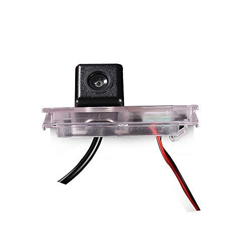 HD Telecamera retromarcia colori visione notturna sistema parcheggio impermeabile resistente agli urti per BMW 3er E46 Touring Limo Compact Convertible 4D 5D 316i 318i 320d 323i 328i 330ci 325xi(7021)