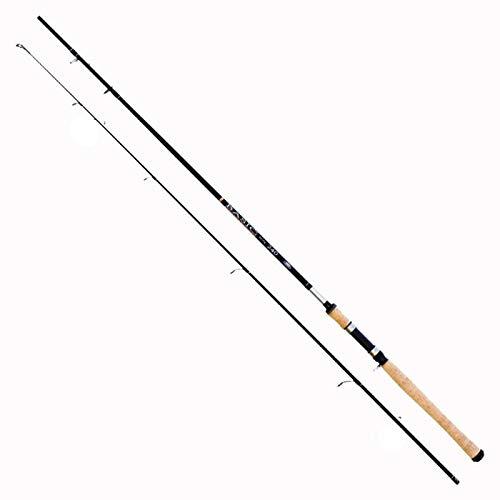 Lineaeffe Basic 10-35 g 2.40 10-35 g Canna da Pesca a Spinning Ideale per Tutti i Pesci Predatori Sia in Mare Che Fiume e Lago