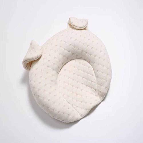 SFBBBO Cuscino 0-1 AnnoCuscino in LatticeNeonatoper Bambini Cuscino Cuscino per Supporto Collo Testa Cuscini Protezione per la Testa addormentata per Neonati 02