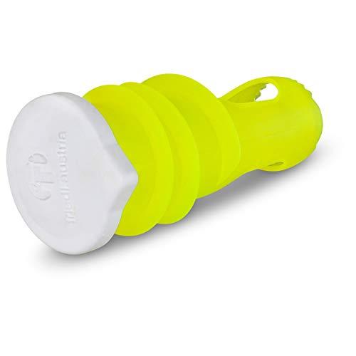 99helpers Exprimidor manual para cítricos con boquilla para cítricos, exprimidor de naranjas manual, dispensador de zumo de limón