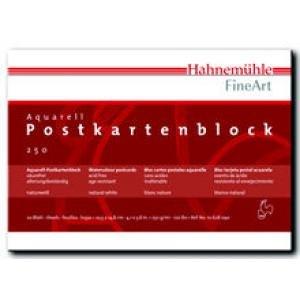 Hahnemühle AQUARELL-POSTKARTEN BLOCK 628090 20BL