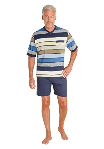 hajo Polo & Sportswear Herren Schlafanzug Klima-Light
