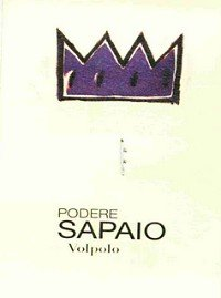 Podere Sapaio Volpolo Rosso (1 x 0.75 l)