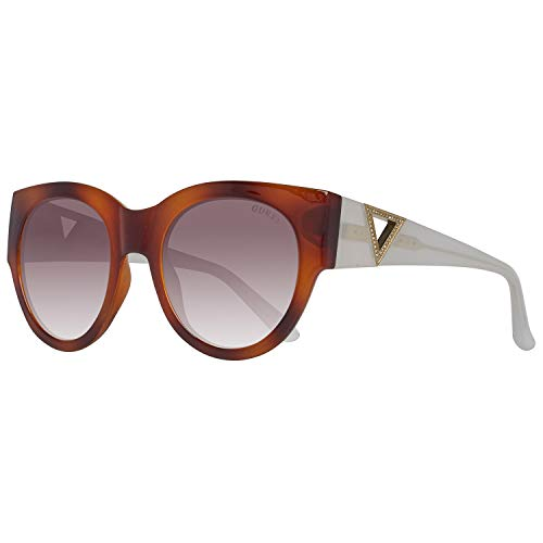 Guess Sonnenbrille GU7496-S 56G 53 Gafas de sol, Marrón (Braun), 53.0 para Mujer