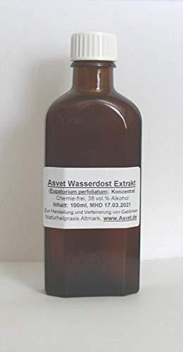 Asvet 50ml Wasserdost Extrakt, Eupatorium perfoliatum Tropfen