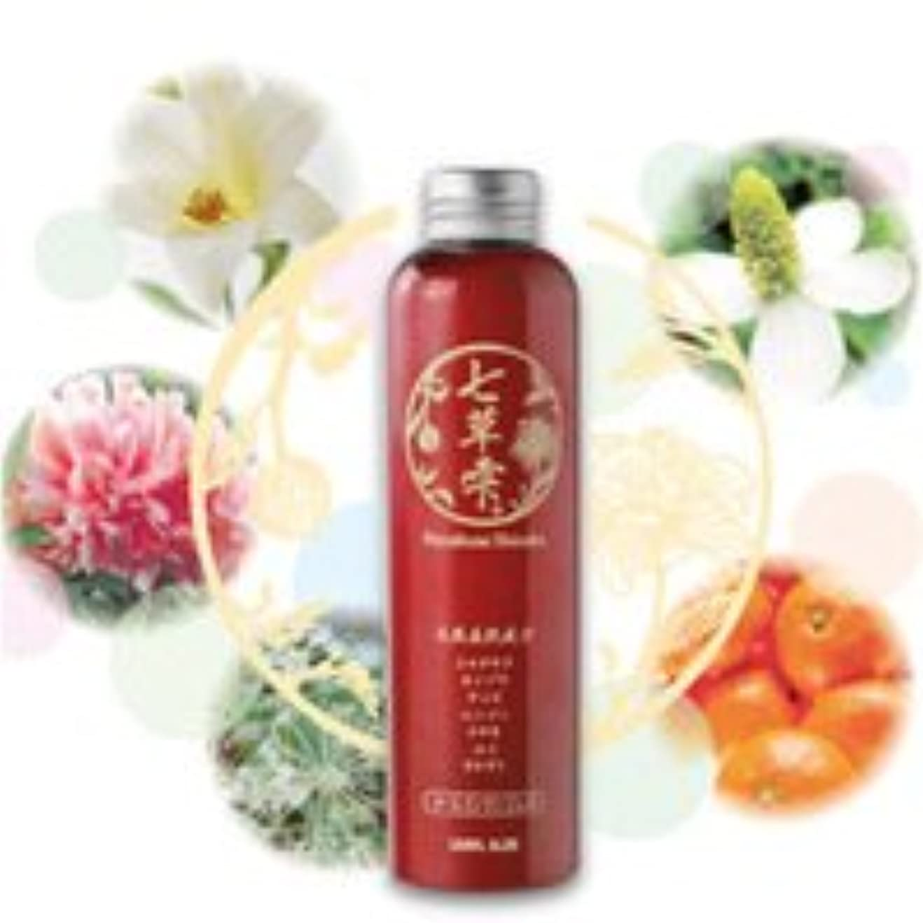 証書バラエティパット七草雫 化粧水 さっぱりタイプ 200ml / フタバ化学 リーブルアロエ