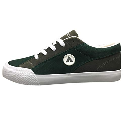 Airwalk - Zapatillas de skate para hombre, color verde