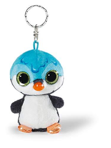 NICI 38787 - NICIdoos Sirup Pinguin Pripp Classic, 9 cm,Schlüsselanhänger, einheitsgröße