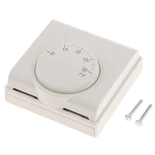 KESOTO Manueller Thermostat Für Fußbodenheizung Der Zentralheizung - SP-2000A, wie beschrieben