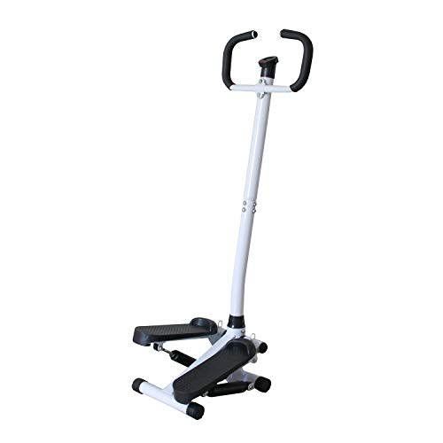 North American Wellness HomeTrack Fitness Stepper w/Resistance Band