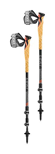 LEKI Cross Trail Carbon Trekking Pole Pair - Women's 90-125