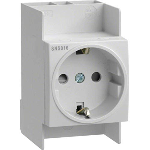 Hager SNS016 Steckdose 16A 250V 2,5PLE QuickConnect