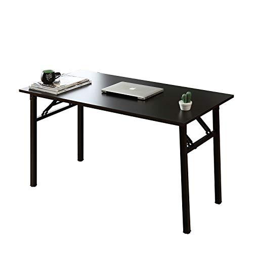 sogesfurniture Schreibtisch Klapptisch 100x60cm Computertisch Büromöbel PC Tisch, Stabil Bürotisch Konferenztisch Klappbar für Zuhause, Büro,...
