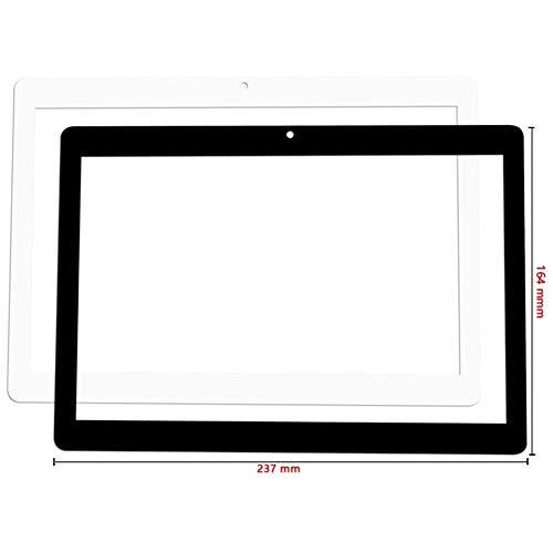 Kit de reemplazo de Pantalla For Adaptarse a 10,1 '' Pulgadas DUODUOGO G10 3G de la Tableta Externa de Pantalla táctil capacitiva Panel reemplazo del Sensor digitalizador Multitouch Kit de reparación