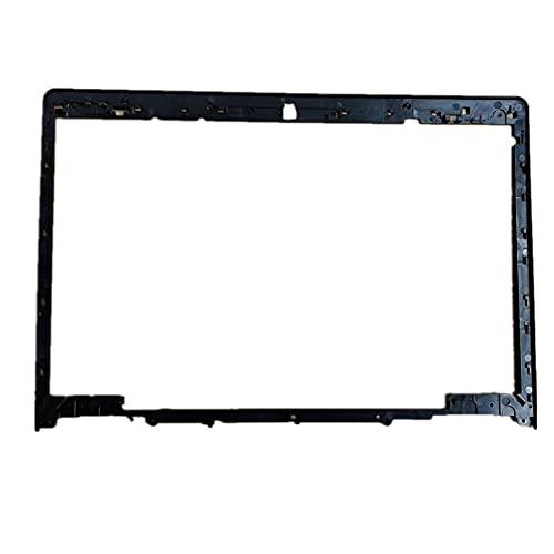 fqparts LCD portátil contraportada embellecedor Frontal para Lenovo ideapad Yoga 500-15IBD 500-15IHW 5000-15ISK Color Negro