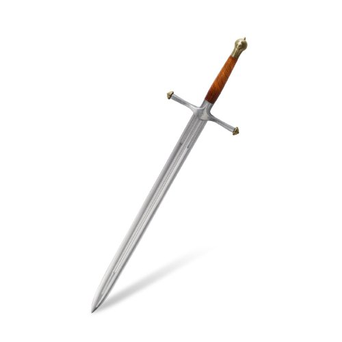 Game of Thrones Eddard Ned Stark Schwert Ice Miniatur Film Replik Brieföffner 24cm