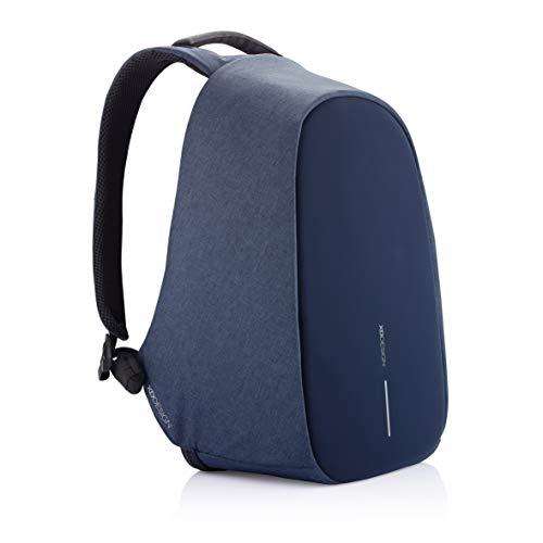 XD Design Bobby Pro Anti-Theft Backpack Navy Blue USB/Type C (Unisex Bag)