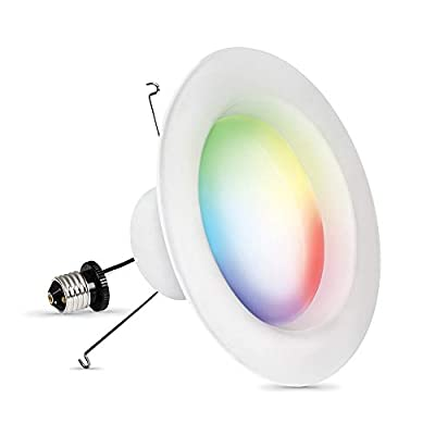 Feit Electric Equivalent WiFi Dimmable, No Hub Required, Alexa Google Assistant A19 Smart LED Light Bulb