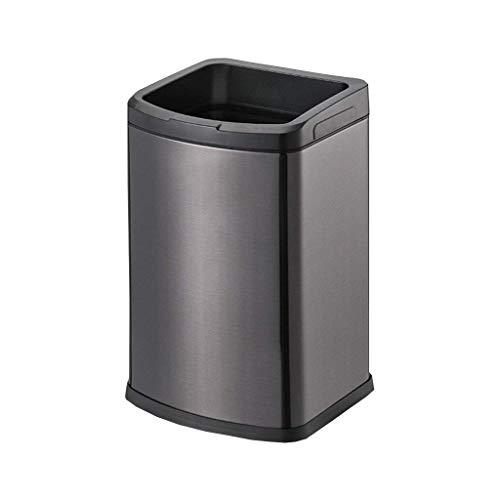 ZYL Cubo de Basura Grande para Reciclaje y Basura Cubo de Ba