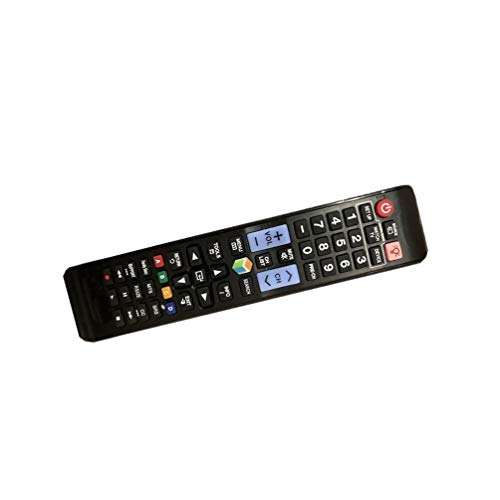 Easy Replacement Remote Control Fit for Samsung UN65JS8500FXZA UN50JU7500FXZA UN55JU7500FXZA UN48JU640D UN43JU640D 4K Smart 3D LCD LED HDTV TV