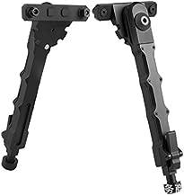 Tactical Bipod 7.5-9 inch V9 Rifle Bipod for Outdoor, Shooting Range, Hunting and Shooting