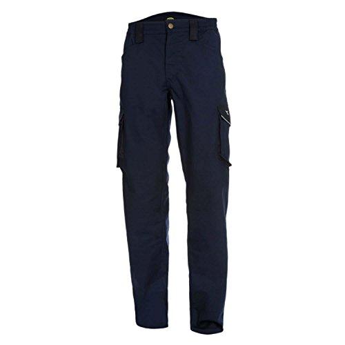 Pantalone Comodo /& Resistente Elasticizzati Multitasche ACE Pantaloni da Lavoro Handyman