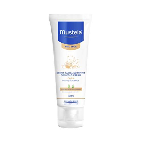 Mustela 6198055031 - crema facial cold cream nutriprotector 40 ml