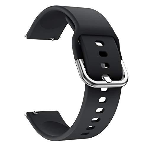 Correa Compatible con xiaomi huami amazfit bip Youth Reloj#riou Pulseras de Repuesto Correa de Recambio Brazalete Extensibles para xiaomi huami amazfit bip smartwatch